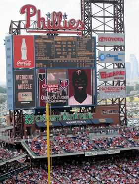 Citizens Bank Park, Home of the Philadelphia Phillies