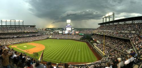Colorado Rockies Ballpark Tours