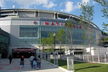 Nationals Park, Home of the Washington Nationals