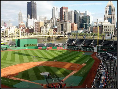 PNC Park, Home of the Pittsburgh Pirates