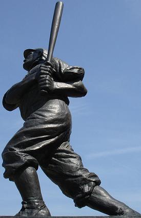 Baseball legend Honus Wagner, PNC Park