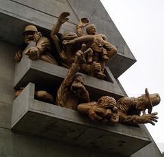 Roger Centre Sculptures