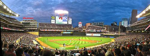 Target Field, Home of the Minnesota Twins