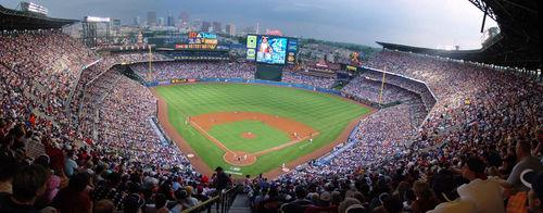 Turner Field, Home of the Atlanta Braves