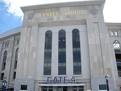 New Yankee Stadium Gate 4