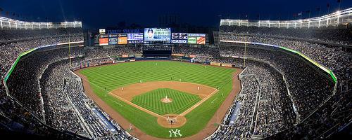 New Yankee Stadium, Home of the New York Yankees