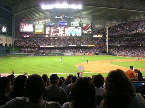 Minute Maid Park, Home of the Houston Astros